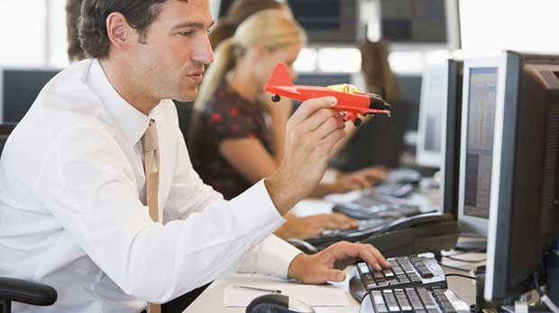 Distraction-at-Work-Businessman-In-Office-930x521
