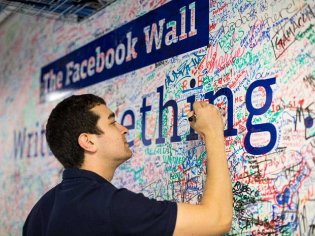 facebook-has-a-literal-facebook-wall-that-anyone-can-write-on