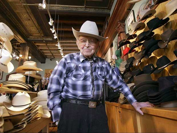jack-weil-was-45-when-he-founded-what-became-the-most-popular-cowboy-wear-brand-rockmount-ranch-wear-he-remained-its-ceo-until-he-died-at-the-ripe-old-age-of-107-in-2008