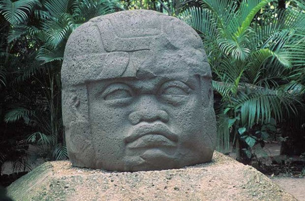 TMT---Olmec-Head